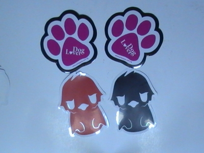 Full Colour Stickers Printing