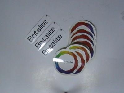Small Sticker Printing