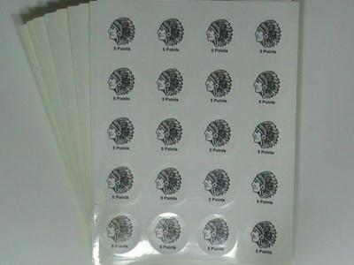 Sticker Sheets Printing