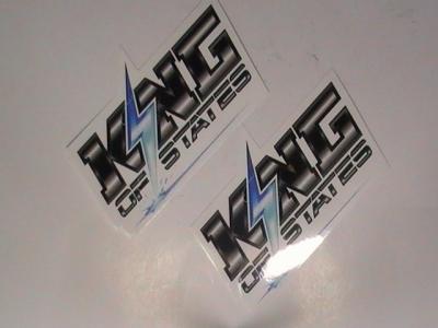 Glass Door Stickers
