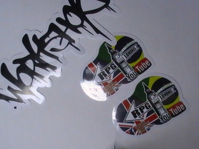 Honda Motorcycle Stickers