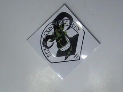 Monster BMX Stickers