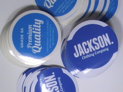 CD Stickers Printing