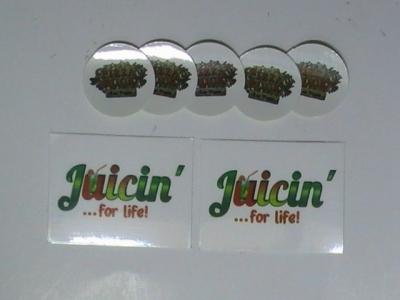 Sticker Printing Bristol
