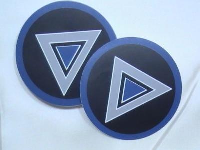 Alloy Wheel Stickers