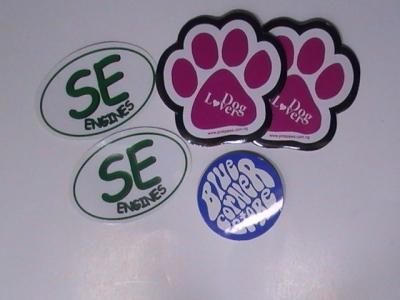 Custom Sticker Printing