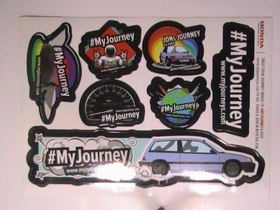 Car Stickers Printing