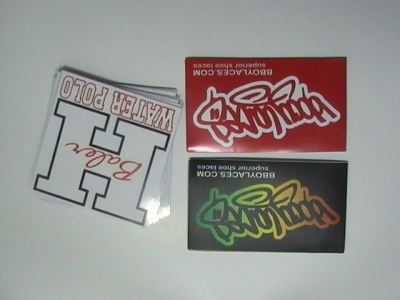 Outdoor Sticker Printing