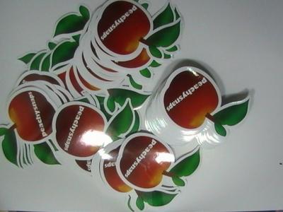 Bulk Sticker Printing