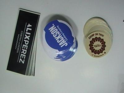 Trade Stickers