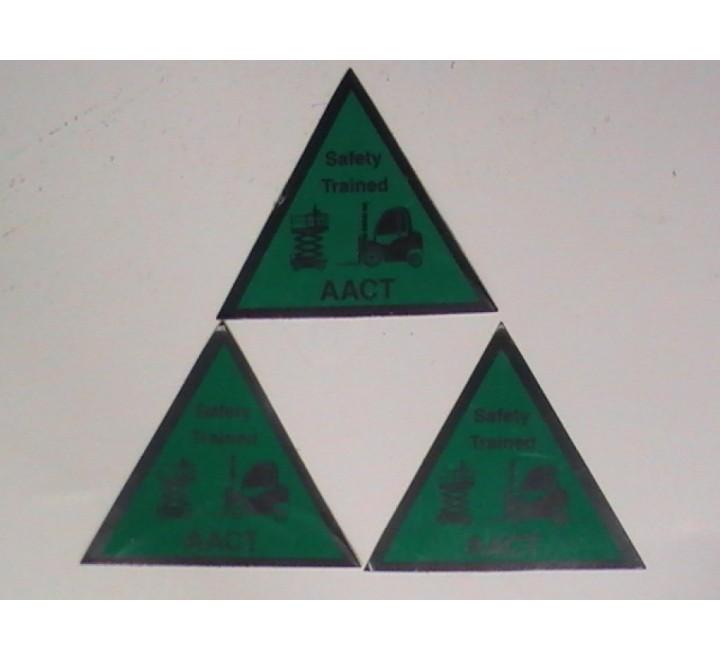 Custom Reflective Stickers