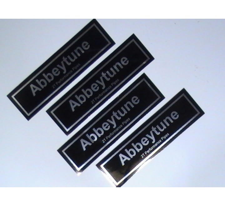 Rectangular Hologram Stickers