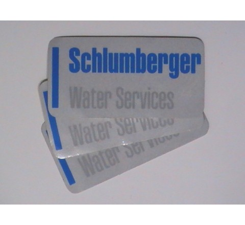Rectangular Reflective Stickers