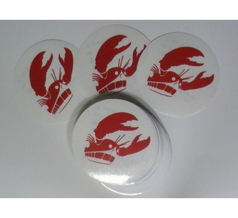 Round Reflective Stickers