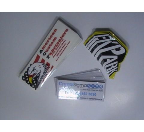 Custom Car Stickers